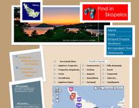 Advanced web tourism application