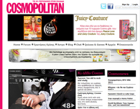 Cosmopolitan - Greece Web Site
