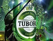 Tuborg Rebrand 'Festival'