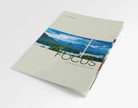 Portrait Brochure • Focus Series