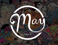 Stickers - May 2014