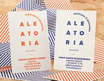 aleatoria — corporate identity