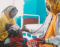 Psi Somaliland - Health Poverty Action Hospitals (HPA)