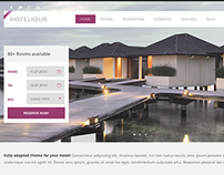HOTELIOUR WORDPRESS THEME FOR HOTELS