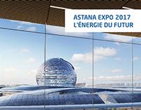 Brochure Astana EXPO 2017