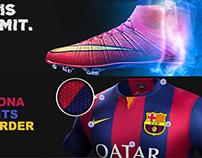 Nike Re-design