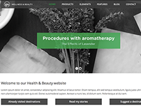 SPA HEALTH & BEAUTY WORDPRESS THEME