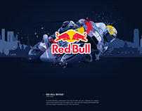 Red Bull Graphic Design Project