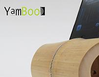 YamBoo Speaker | Entrepreneur Design