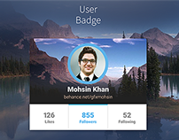 Awesome Mobile UI Kit Free PSD