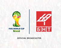 FIFA World Cup 2014 for Bulgaria