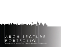 Architecture Graduate Portfolio