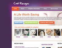 Cats Joomla Template