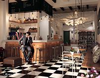 CC Bar & Coffee in old street