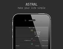 Astral -Time Management app-