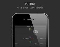 Astral -Time Management app-