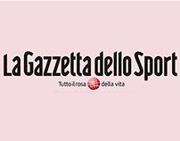 Progetto per Gazzetta by LE COQ SPORTIF