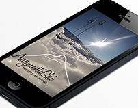 WIP - AugmentiSki: Augmented Reality Ski Mapping App