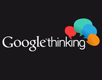 Google Thinking encuentro comunicaciones internas