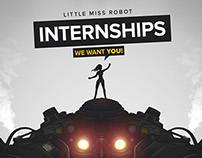Little Miss Robot Internships