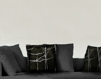 Decorative Pillow Design for Istikbal Competition