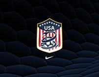 US Soccer + Nike (WIP)