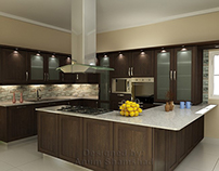 Kitchen Interior & accessories Design