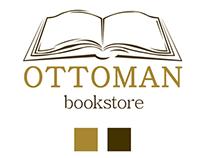 OTTOMAN BOOKSTORE LOGOS