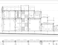 Motor Show Pavilion Detailed Drafting & Research /2014/