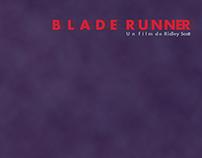 Blade Runner - Pressbook