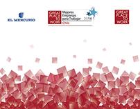 Mejores Medianas Empresas  para trabajar en Chile 2014