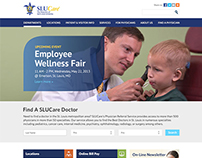 SluCare Website