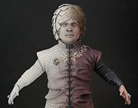 GameArt: Tyrion Lanister