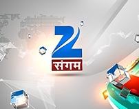 Zee Sangam Channel ID