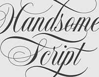 Handsome Script