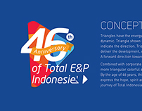 46 th Anniversary of Total Indonesie
