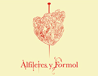 Alfileres y Formol