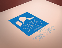 Syros Island Visual Identity
