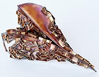 Faviidae Brooch