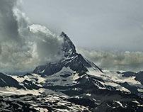 Schweizer Alpen / Oberwallis