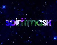 SpiritMash Logo Studies