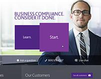 CT Website Concept