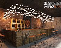 Jägermeister Bar for HIRO contest