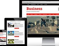 Bizznezz Wordpress Theme