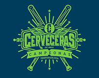 CERVECERAS | Softball Team