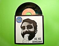 Cover Dee Dee Dangerous vinyl