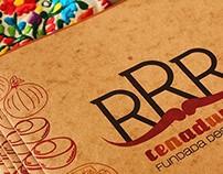 RRR Cenaduria / Restaurant menu