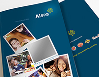 Alsea Annual Report 2010