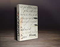 Book Cover Design – Rătăcind by Dani Novac [2013]