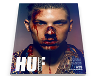 WOUND @Huf Magazine